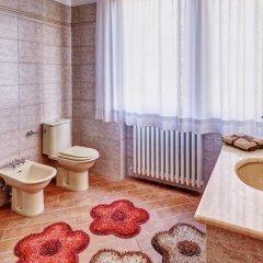 Отель B&B Cavalli & Co Ареццо ванная