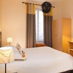 Отель Hôtel Du Midi Gare de Lyon Франция, Париж - отзывы, цены и фото номеров - забронировать отель Hôtel Du Midi Gare de Lyon онлайн комната для гостей фото 5