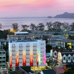 Отель Red Planet Phuket Patong пляж