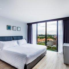 The Rizin Hotel & Residences комната для гостей фото 3