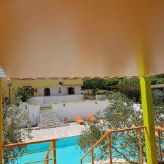 Отель Il Sogno di Alghero Алжеро балкон