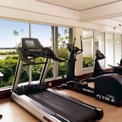 Отель Taj Bentota Resort & Spa фитнесс-зал