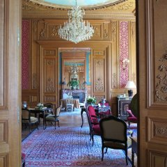 Отель Chateau De Verrieres Сомюр интерьер отеля фото 3