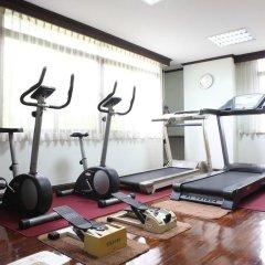 Отель Yellow Ribbon Hills, Boutique Suites фитнесс-зал