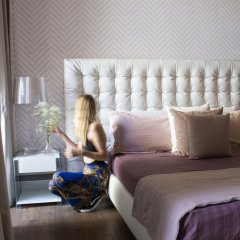 Отель Le Quattro Dame Luxury Suites Рим питание