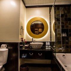 Отель Victoria Sapa Resort & Spa Шапа ванная фото 2