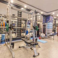 Отель Sensitive Premium Resort & Spa - All Inclusive фитнесс-зал фото 2