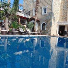 Boutique Nergiz Hotel Сиде бассейн
