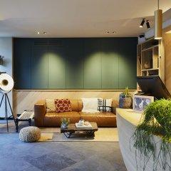 Hotel Indigo Antwerp - City Centre Антверпен интерьер отеля фото 3