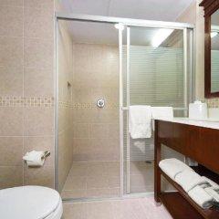 Отель Hampton Inn & Suites Mexico City - Centro Historico Мехико ванная фото 2