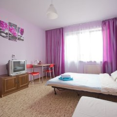 Апартаменты Hello Apartments on Komendantskiy 17 комната для гостей фото 3