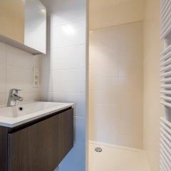 Отель Smartflats Design - Grand-Place Брюссель ванная