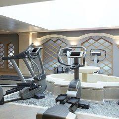 Отель The Westin Valencia фитнесс-зал фото 2