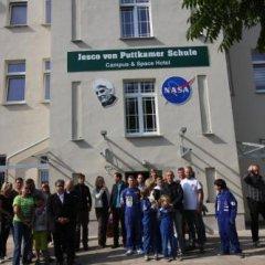 Отель Space School & Online Hotel Германия, Лейпциг - отзывы, цены и фото номеров - забронировать отель Space School & Online Hotel онлайн фото 10