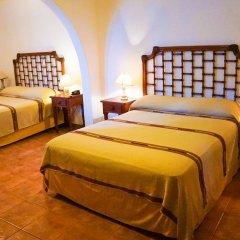 Отель Don Udos Гондурас, Копан-Руинас - отзывы, цены и фото номеров - забронировать отель Don Udos онлайн комната для гостей фото 2