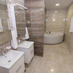 Отель Vracar Resort Сербия, Белград - отзывы, цены и фото номеров - забронировать отель Vracar Resort онлайн ванная