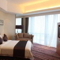 Отель Shenzhen Huaqiang Plaza Hotel Китай, Шэньчжэнь - 1 отзыв об отеле, цены и фото номеров - забронировать отель Shenzhen Huaqiang Plaza Hotel онлайн комната для гостей фото 4