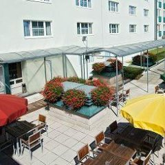 Отель Park Inn by Radisson Uno City Vienna Австрия, Вена - 4 отзыва об отеле, цены и фото номеров - забронировать отель Park Inn by Radisson Uno City Vienna онлайн фото 3