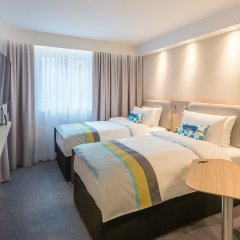 Отель Holiday Inn Express Hamburg - City Hauptbahnhof комната для гостей фото 4