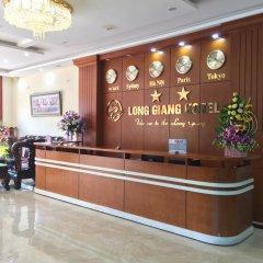 Long Giang Hotel интерьер отеля