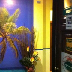 Hotel Brasil Милан банкомат