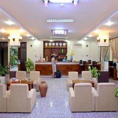 Cua Dai Beach Hotel гостиничный бар