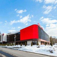 Гостиница Ибис Москва Аэропорт Домодедово спортивное сооружение