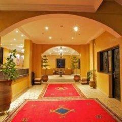 Отель Al Baraka des Loisirs Марокко, Уарзазат - отзывы, цены и фото номеров - забронировать отель Al Baraka des Loisirs онлайн интерьер отеля фото 2