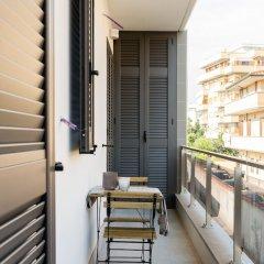 Отель FCO Luxury Apartments Италия, Фьюмичино - отзывы, цены и фото номеров - забронировать отель FCO Luxury Apartments онлайн балкон