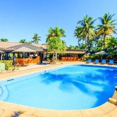 Tanoa International Hotel бассейн