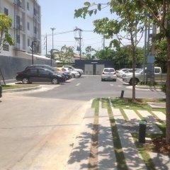 Отель Ruan Kaew Dcondo парковка