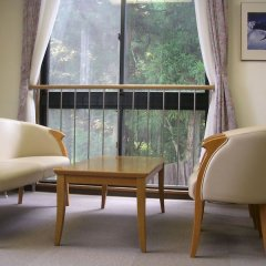 Hotel Schon Wald Хакуба комната для гостей фото 2