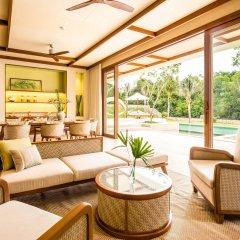 Отель Fusion Resort Phu Quoc Вьетнам, Остров Фукуок - отзывы, цены и фото номеров - забронировать отель Fusion Resort Phu Quoc онлайн интерьер отеля фото 3