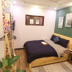 Отель Dalat Legend Homestay Далат комната для гостей фото 5