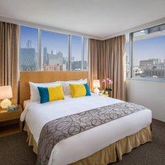 Отель Park Avenue Clemenceau Сингапур, Сингапур - отзывы, цены и фото номеров - забронировать отель Park Avenue Clemenceau онлайн комната для гостей фото 4