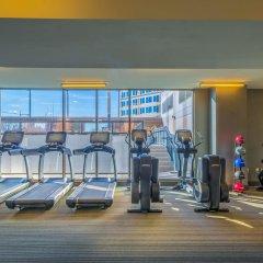 Отель Hyatt Place Washington DC/National Mall фитнесс-зал фото 2