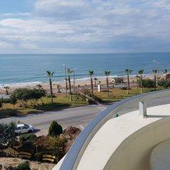Belle Ocean Apart Hotel пляж фото 2
