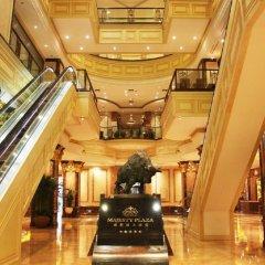 Отель Majesty Plaza Shanghai Китай, Шанхай - отзывы, цены и фото номеров - забронировать отель Majesty Plaza Shanghai онлайн интерьер отеля