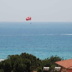 Отель Kleopatra South Star Apart пляж фото 2