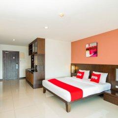 Отель Rattana Residence Sakdidet сейф в номере