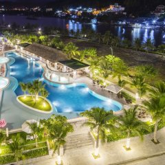 Отель Champa Island Nha Trang Resort Hotel & Spa Вьетнам, Нячанг - 1 отзыв об отеле, цены и фото номеров - забронировать отель Champa Island Nha Trang Resort Hotel & Spa онлайн бассейн фото 2