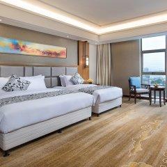 Отель Ramada Shanghai East комната для гостей фото 2