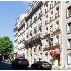 Отель POUSSIN Париж