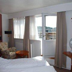 Hotel Victoria - Fredrikstad комната для гостей фото 3