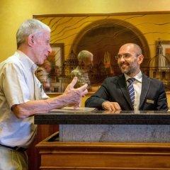 Отель Regno Италия, Рим - 4 отзыва об отеле, цены и фото номеров - забронировать отель Regno онлайн интерьер отеля фото 3