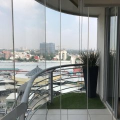 Отель Grand Polanco Мехико балкон