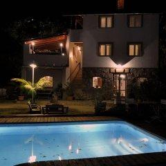 Отель Nomad Hotel Венгрия, Носвай - отзывы, цены и фото номеров - забронировать отель Nomad Hotel онлайн бассейн