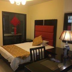 Отель Xiamen Calman Hotel Китай, Сямынь - отзывы, цены и фото номеров - забронировать отель Xiamen Calman Hotel онлайн комната для гостей фото 2