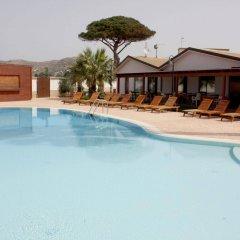 Отель Case Vacanze Bellavista Порт-Эмпедокле бассейн