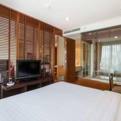 Отель Amanta Hotel & Residence Ratchada Таиланд, Бангкок - отзывы, цены и фото номеров - забронировать отель Amanta Hotel & Residence Ratchada онлайн комната для гостей фото 2